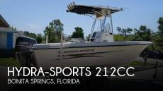 2003 Hydra-Sports 212CC