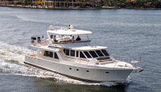 2007 Offshore Yachts Pilothouse