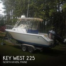 2007 Key West 225 Bluewater WA