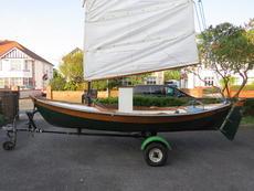 Swallow Boats Storm Petrel 14' Cadenza