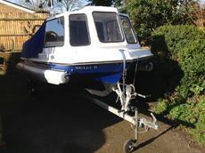 Seaspray 17' Water Taxi