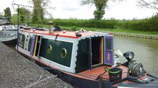 1991 Traditional style narrow boat