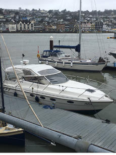FAIRLINE TARGA 30 1990 NOW REDUCED