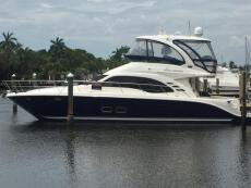 2005 Sea Ray 52 Sedan Bridge