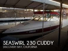 2000 Seaswirl 230 Cuddy