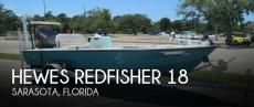 1996 Hewes Redfisher 18