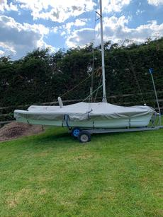 Laser Bahia Sailing Dinghy