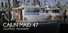 1975 Cajun Maid 47