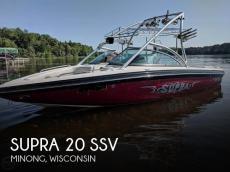 2007 Supra 20 SSV