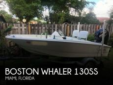 2015 Boston Whaler 130SS