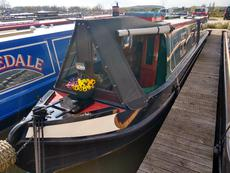 Wagtails - Trad 50ft Narrowboat