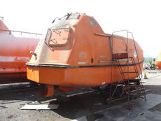LIFEBOAT,WATERCRAFT 6.5m , LISTER LPW3