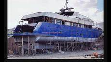 120 ft 2019 Custom 35 m Superyacht