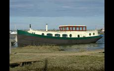 Barge, Branson Thomas 50 new-build Dutch