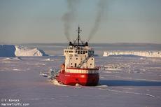 Ice Breaker built Canada