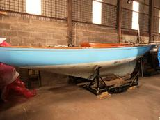 25ft FIFE ONE-DESIGN DAY SAILER/RACER