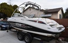2008 Classic Yamaha Engine Boat