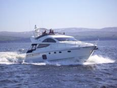 2009 FAIRLINE 48 PHANTOM