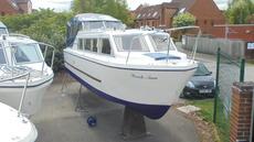 Viking 28 Narrow Beam 'Sarah Ann'