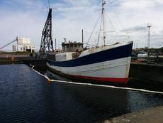 Ex Fishing Boat