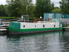 55ft Steel Narrow Boat