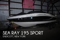 2008 Sea Ray 195 Sport