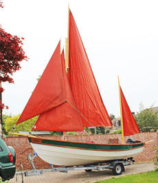 Drascombe Lugger - Complete Package +++