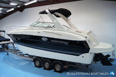 Monterey 265 CR with Yanmar 315HP Diesel