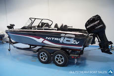 2015 Nitro ZV18 with Mercury 200HP