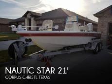 2015 Nautic Star 214XTS Shallow Bay