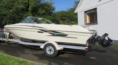 SEARAY 180 Bowrider 135hp 3.0L Mercruiser Inboard