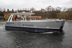 Electric passenger catamaran New