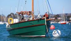 1979 Cornish Crabber 24 Mk1