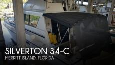 1991 Silverton 34-C