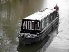 Sea Otter aluminium narrowboat 41ft