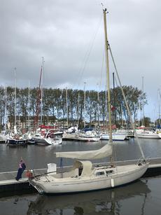 Marieholm Folkboat