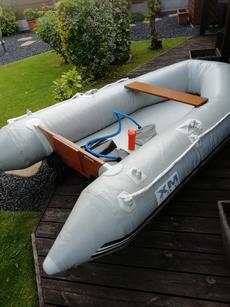 Inflatable boat tender XM280