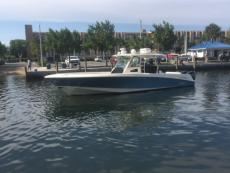 2011 Boston Whaler 370 Outrage