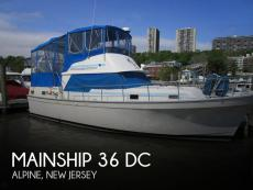 1988 Mainship 36 DC