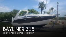2012 Bayliner 315 Sunbridge