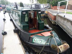 D'arcy 40ft Trad built 1980 by Water Travel