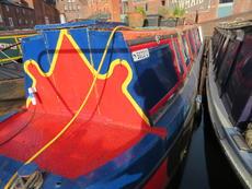 54ft Narrowboat