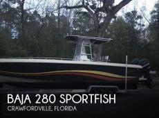 1995 Baja 280 Sportfish