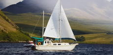 Sea Roamer 36ft Ketch