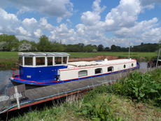 Luxury Replica Dutch Barge Mirage - UNDER OFFER