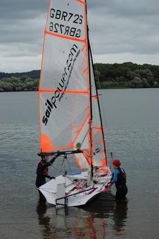 29er sail number 726