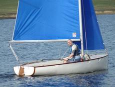Bosun Sailing Dinghy REDUCED!!!