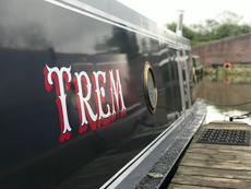 Trem 60' Traditional Tug Style **PRICE REDUCED**