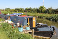 55ft Traditional Stern Narrowboat