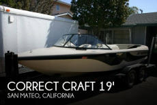2000 Correct Craft Ski Nautique 19